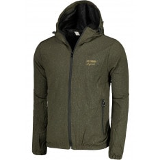 Lee Cooper Print Hooded Jacket Mens