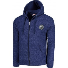 Мъжки суичър Lee Cooper Marl Full Zip