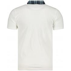 Moška polo najica Pierre Cardin Short Sleeve Check Collar