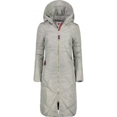 Lee Cooper Quilted Down Parka Ladies