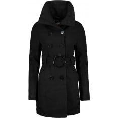 Kabát dámský Lee Cooper Belted