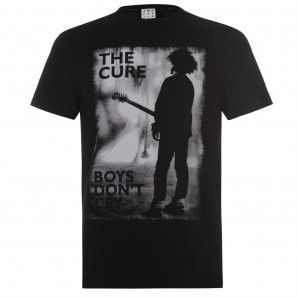 Amplified Clothing The Cure Mens T Shirt