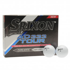 Srixon AD333 Tour 12 Pack