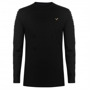 VOI Duplex Long Sleeve T Shirt Mens