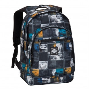 Hot Tuna Print Backpack
