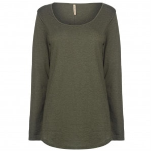 Rock and Rags Scooped Marl Top