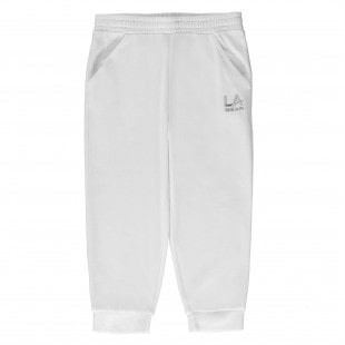 LA Gear  three quarter Interlocked Pants Junior Girls