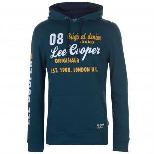 Lee Cooper Bright OTH Hoody Mens