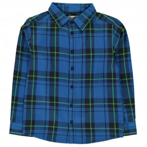 Crafted Flannel Shirt Infant Boys