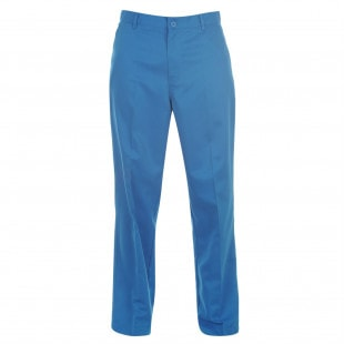 Dunlop Golf Bright Trousers Mens