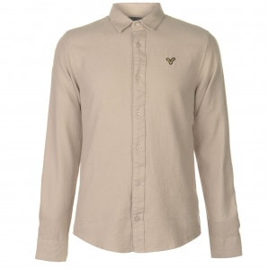 VOI Brushed Cotton Shirt Mens