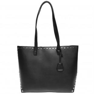 Glamorous PU Handbag Ld84