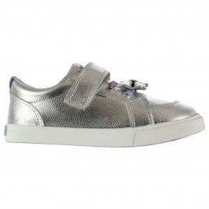 Kickers Bow Strap Infant Girls Trainers