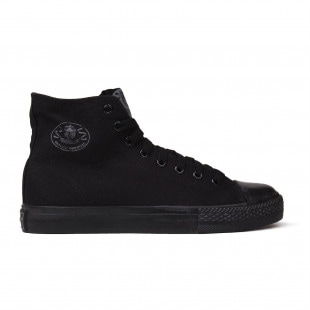 Dunlop Junior Canvas High Top Trainers