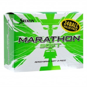 Srixon Marathon Soft Golf Balls 24 Pack