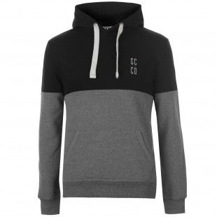 SoulCal Colour Block OTH Hoodie Mens