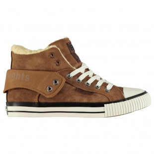 British Knights Roco Fur Mens Hi Tops