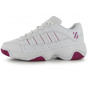 K Swiss Court Blast Ladies Tennis Shoes