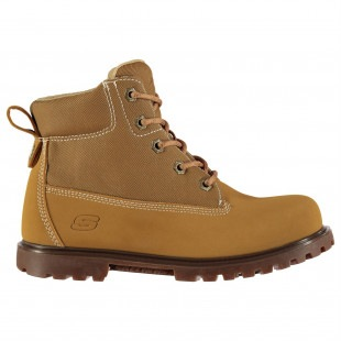 Skechers Mecca Out Junior Boys Boots