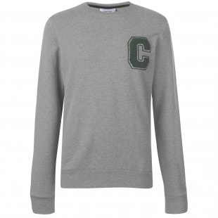 Calvin Klein C Badge Sweatshirt