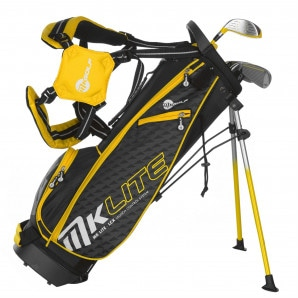 Masters MK Lite Junior Golf Set with Stand Bag