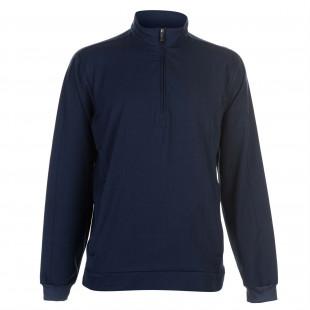 Ashworth Zip Pullover Mens