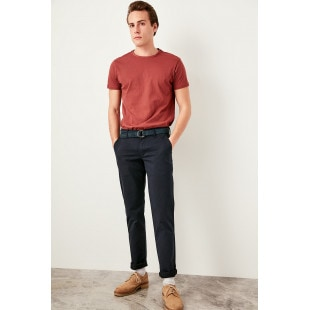 Trendyol Navy Men's Chino Pants