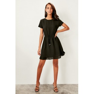 Trendyol Black Waist Dress