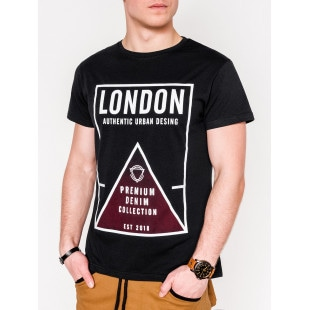Ombre Clothing Men's printed t-shirt S1080