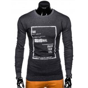 Inny Men's printed sweatshirt B914