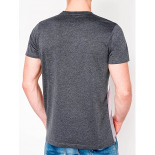 Ombre Clothing Men's printed t-shirt S650