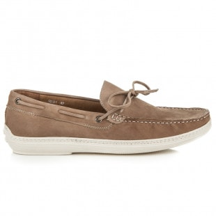 SORRENTO LEATHER LOAFERS