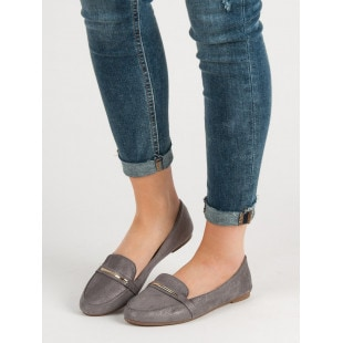 ABLOOM THE GRAY LOAFERS WOMENS
