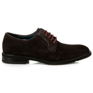 SORRENTO BROWN LACE UP SHOES