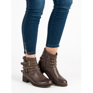 SDS ROCK ANKLE BOOTS WITH JETS