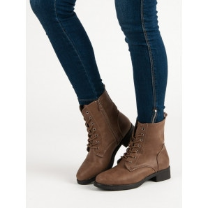 SDS BROWN WINTER BOOTS