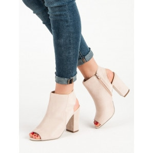 CH. CREATION INCORPORATE SANDALS LIGHT PINK