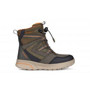 Children's winter boots GEOX SVEGGEN BOY ABX D