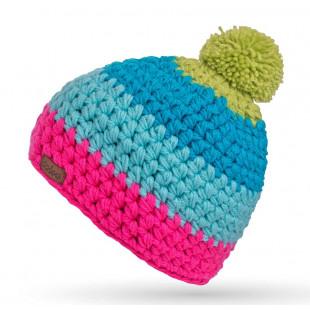 Winter crochet hood DOKE BEANIE