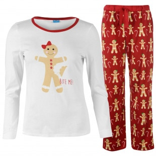 Star Long Sleeve PJ Set