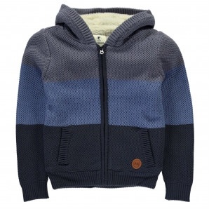 SoulCal Cal Stripe Lined Knit Junior Boys