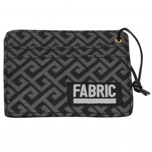 Fabric Geo Card Holder