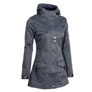 Women's soft-shell coat  WOOX Zone