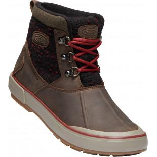 Women's outdoor shoes KEEN ELSA II ANKLE WOOL WP W