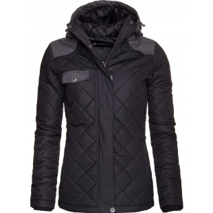 Winter jacket ALPINE PRO GABRIELLA
