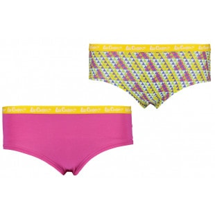 Women's Briefs Lee Cooper 2 pieces