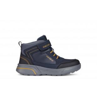Children's winter boots GEOX SVEGGEN BOY ABX B