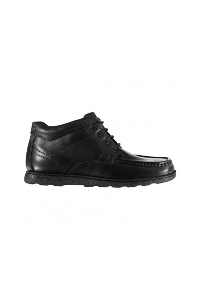 Kangol Waltham Mid Moc Shoes Mens