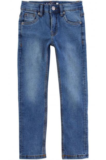 Ben Sherman Slim Fit Mid Blue Wash Jeans