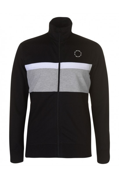 Jack and Jones Core Conflict Zipped Track Jacket